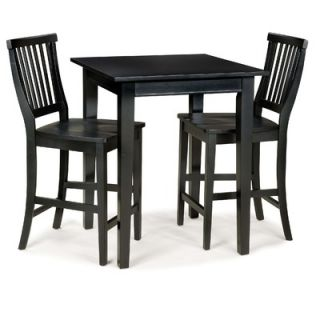 Piece Counter Height Pub Table Set in Ebony   5181 35 / 5181 89