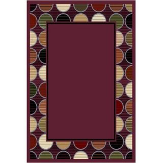 Home Dynamix New Generation Purple Rug   3206 350