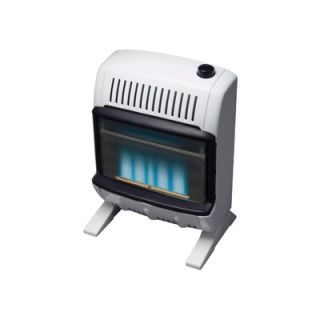 Mr. Heater 10000 BTU Liquid Propane Blue Vent Free Wall Mount Heater