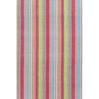 Dash and Albert Rugs Woven Taffy Stripe Rug
