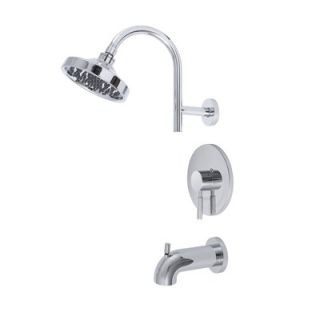 Premier Faucet Essen Single Handle Volume Control Tub and Shower