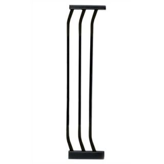 Dream Baby 7.0 Gate Extension in Black