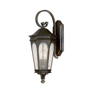 Capital Lighting Inman Park Traditional Two Light Outdoor Wall Lantern