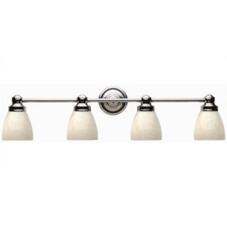 World Imports Lighting Bath Collection Wall Sconce in Chrome   8029