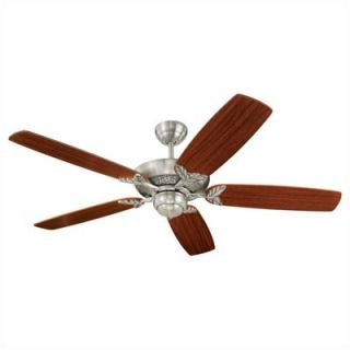 Monte Carlo Fan Company 52 Mansion 5 Blade Ceiling Fan
