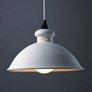 Justice Design Group Radiance 1 Light Pendant   CER 6300