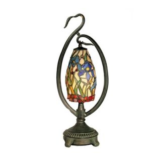 Dale Tiffany San Juan San Antonio Accent Lamp in Antique Bronze
