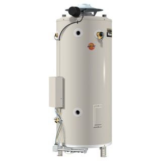 Smith BTR 198 Commercial Tank Type Water Heater Nat Gas 100 Gal