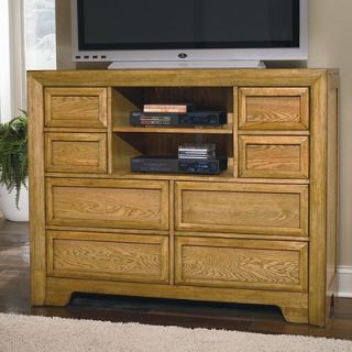 American Woodcrafters Casual Home 6 Drawer Chest   94000 232