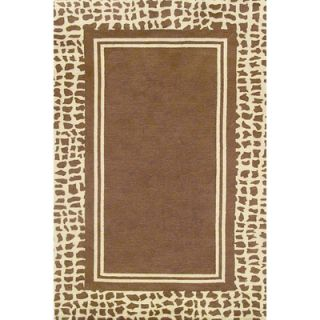 Duracord Sawgrass Mills Alli Brown Rug