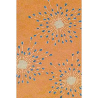 Duracord Sawgrass Mills Sparkler Orange Rug