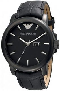 Emporio Armani AR0496 Classic Brand New Mens Watch On Sale Now