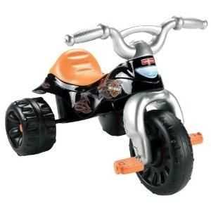 Fisher Price Harley Davidson Motorcycles Tough Trike