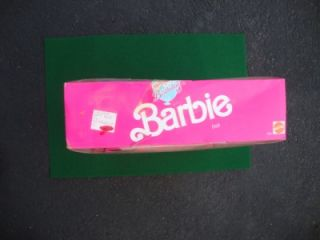 happy birthday barbie from 1990 never opened