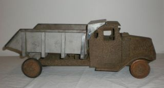 Vintage 1920s Steelcraft Mack Truck 23 Long