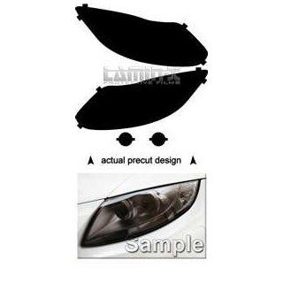 Ford Focus (2012, 2013) Headlight Vinyl Film Covers by LAMIN X