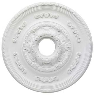 Westinghouse Lighting 7775700 Sofia Polyurethane Ceiling Medallion, 21