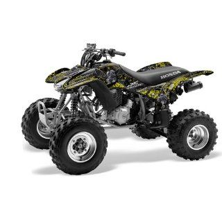 AMR Racing Honda TRX 400EX 1999 2007 ATV Quad Graphic Kit   Toxicity