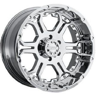 Gear Alloy Recoil 22x9.5 Chrome Wheel / Rim 6x5.5 with a 15mm Offset