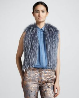 Fur & Fur Trim   Outerwear   Womens Clothing
