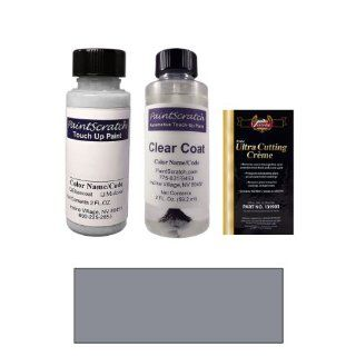 Oz. Dark Gray Metallic Paint Bottle Kit for 1990 Nissan Pathfinder