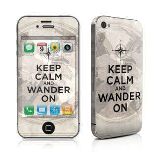 Keep Calm   Wander Design Protective Skin Decal Sticker