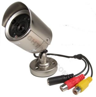 Night Vision Color Home Security Weatherproof Camera