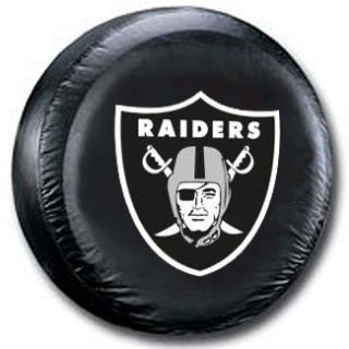 football spare tire cover the oakland raiders nfl football tire cover