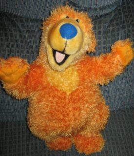 JIM HENSON Bear In The Big Blue House Plush APPLAUSE EXCELLENT