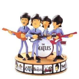 Carlton Cards Heirloom The Beatles Band Christmas Ornament