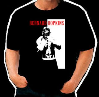 Bernard Hopkins Boxing Scarface Hip Hop T Shirt