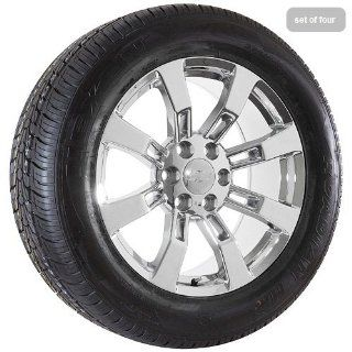 20 inch chevy silverado tahoe avalanche LTZ chrome wheels rims and