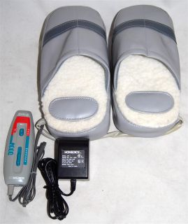 Homedics Sole Salvation Ultra Foot Massager with Heat