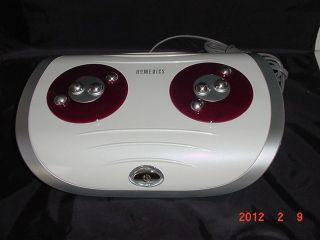 Homedics Shiatsu Rotating Foot Massager FM s with Heat