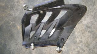 Yamaha Raptor 700 Left Heel Guard
