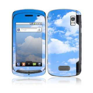Clouds Design Decorative Skin Cover Decal Sticker for LG