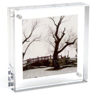 The original acrylic museum MAGNET FRAME by Canetti   now