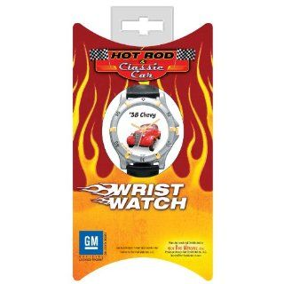 1938 Chevy Wrist Watch Red   Chevrolet, Hot Rod, Classic Car Watches