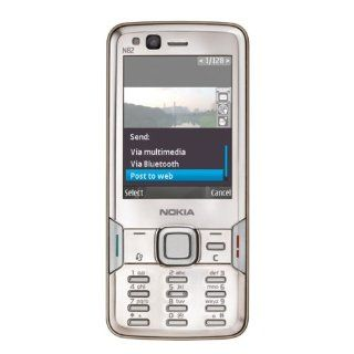 Nokia N82 Unlocked Phone with 5 MP Camera, International