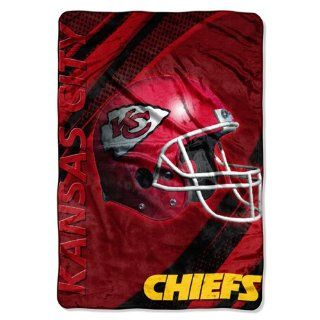 BSS   Kansas City Chiefs NFL Oversized Micro Raschel Throw