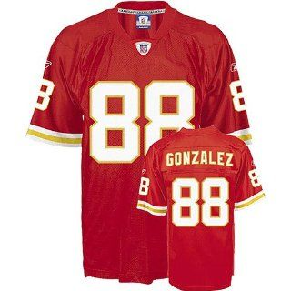Tony Gonzalez #88 Kansas City Chiefs NFL Replica Player