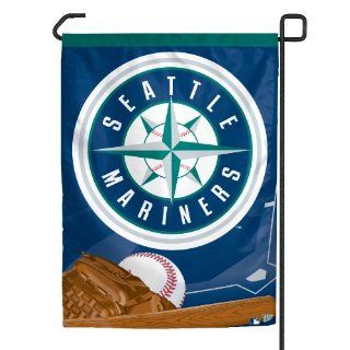 MLB Seattle Mariners Garden Flag