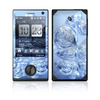 Drops of Water Decorative Skin Cover Decal Sticker for HTC