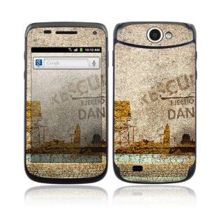 Danger Decorative Skin Cover Decal Sticker for Samsung