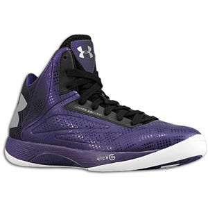 Under Armour Micro G Torch   Mens   Basketball   Shoes   Purple/Black