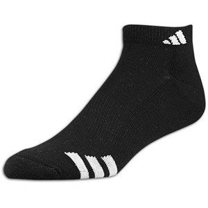 adidas 3 Stripe 3 Pack Low Sock   Mens   Basketball   Accessories
