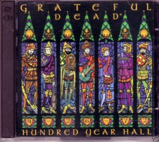 Grateful Dead Hundred Year Hall 2 CD Jerry Garcia 70s 078221402026