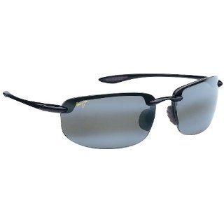 Maui Jim Hookipa 407 Sunglasses Color Black / Grey Lens