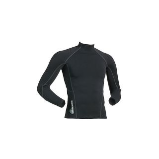Immersion Research Mens Long Sleeve Thermo Skin Medium Black New