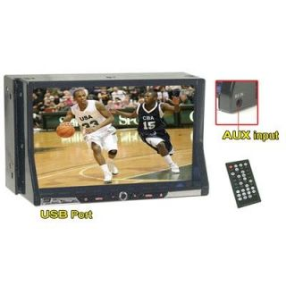 Nitro BMWX 4745 7 2 DIN in Dash Touch Screen Monitor Car DVD CD